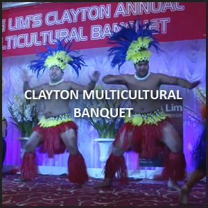 Paul Newport Video Productions of Clayton Multicultural Banquet