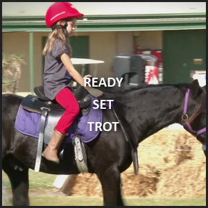 Paul Newport Video Productions of the Ready Set Trot Program