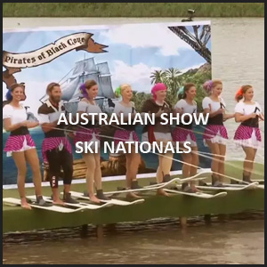 Paul Newport Video Productions of the Australian Show Ski National Championships