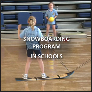 Paul Newport Video Productions of the Snowboarding Program in Schools