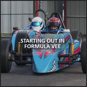 Starting Out In Formula Vee