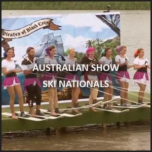 Paul Newport Video Productions of the Australian Show Ski National Championships