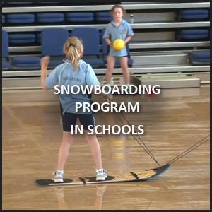 Paul Newport Video Productions of the Snowboarding Program in Schools